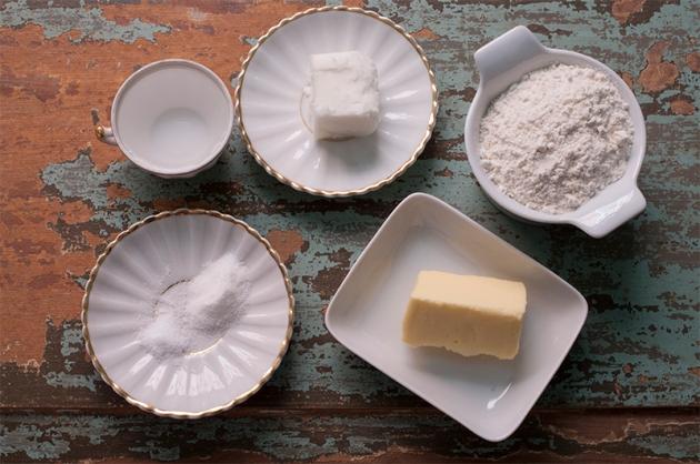 Patê Brisée (Massa para torta)