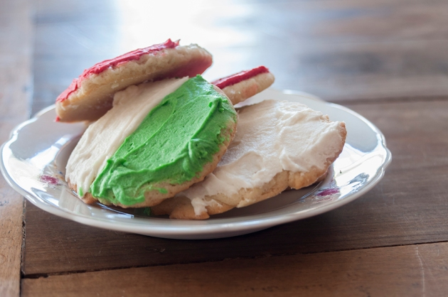 Cookies Natalinos (Biscoitos de Natal)