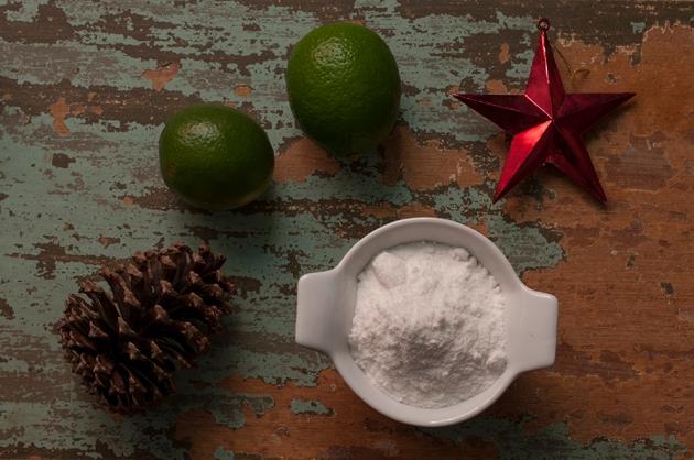 Calda de Limão (Lemon Glaze)