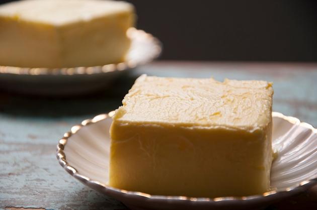 Manteiga Clarificada ou não?