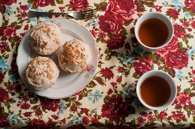 Cupcake de Chai