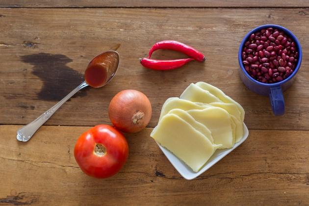 Frijole Refritos (Feijão Mexicano)