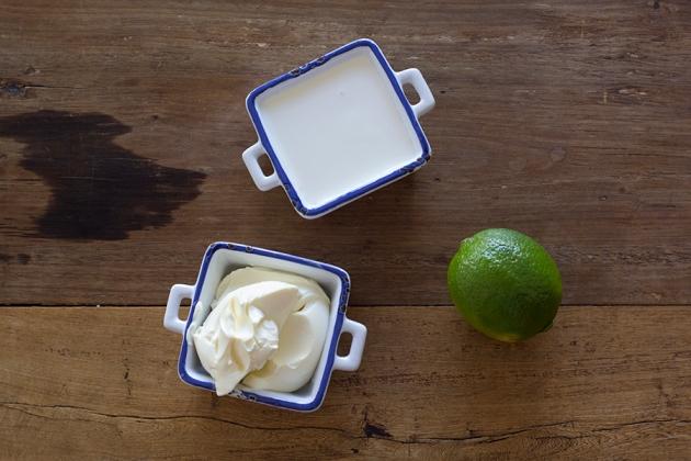 Sour Cream Receita