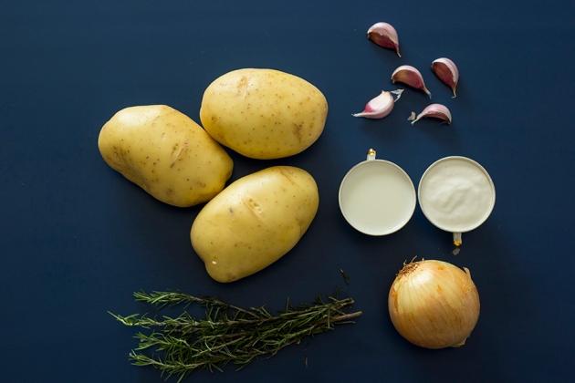 Receita de Caçarola de Batatas