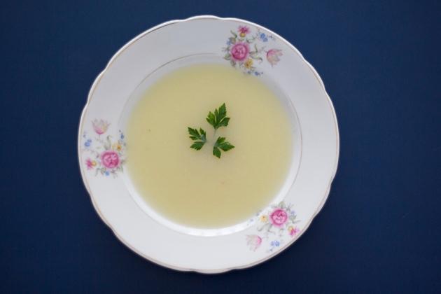 Sopa Caldo de Batata