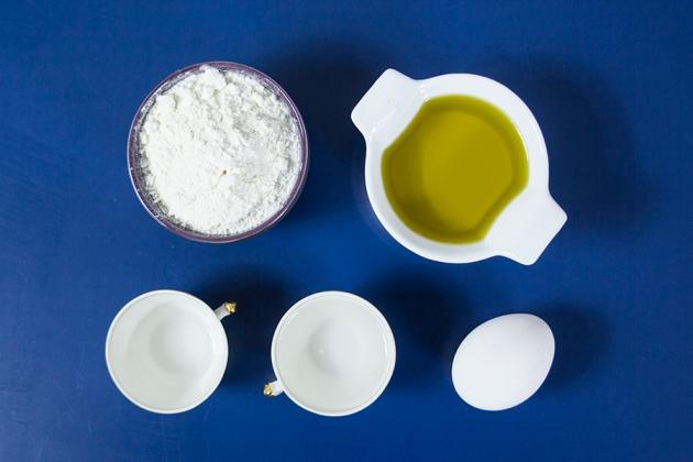 Como Fazer Massa de Pastel