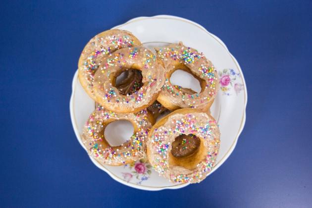 Receita Donuts Dexter