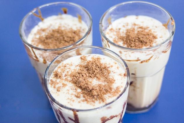 Frappuccino de Caramelo Salgado