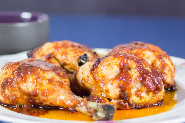 Frango estilo Buffalo Wings