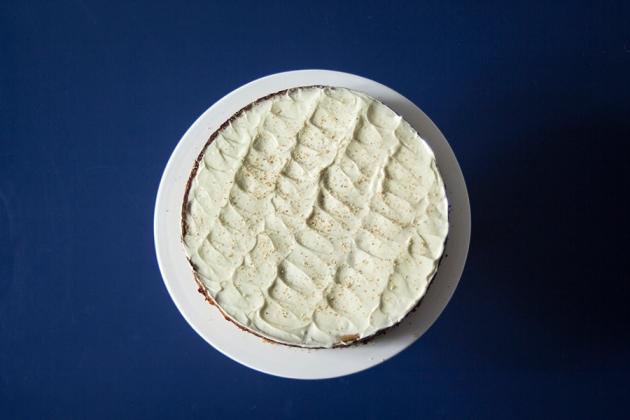 Cheesecake de Abóbora