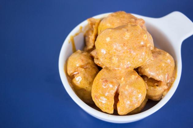 Patatas Bravas ao Murro