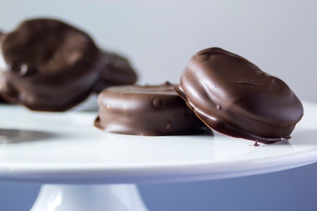 Moon Pies - Tortinha de Chocolate e Marshmallow
