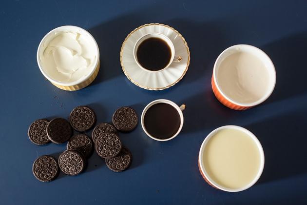 Cheesecake Congelada de Chocolate