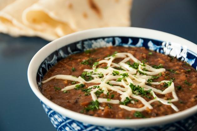 Chili de Quinoa (Vegano)
