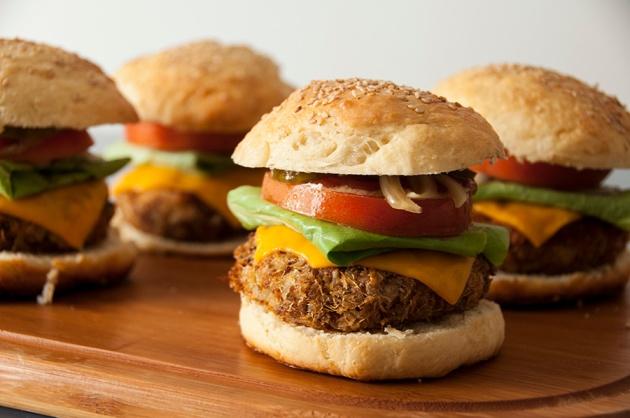 Como fazer pão de hambúrguer
